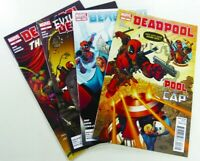 Marvel DEADPOOL (2011) #47 48 49 49.1 Lot VF/NM to NM Ships FREE!