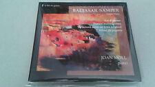 "JOAN MOLL ""BALTASAR SAMPER OBRA PER A PIANO"" CD 17 TRACK DIGIPACK"