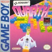 Nintendo GameBoy Spiel - Quarth Modul