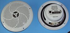 Waterproof Marine Stereo Speakers 80W 5.25 inch Pair SIL5001 Seafarer