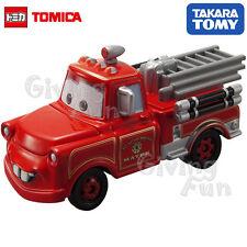 TAKARA TOMY Disney PIXAR Cars C-35 TOON Rescue Squad Mater Diecast Metal Car Toy