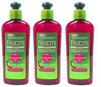 Garnier Fructis Color Shield Color Sealer Lightweight Leave In, 6 oz (3 Pack)
