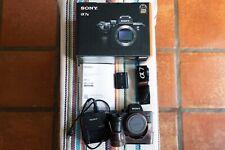 Sony a7 III 24.2MP Mirrorless Digital Camera - Black (ILCE7M3/B) W/ Original Box