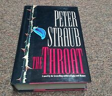 Peter Straub   The Throat (1993, Hardcover) FIRST PRINTING 1993 PRINTER KEY: 1