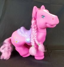 """My Little Pony  FAKIE Cabbage Patch Kids Pink BUTTERFLY CPK eyelashes 11"""""""