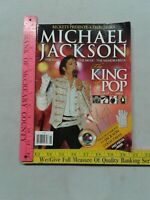2009 BECKETT presents a TRIBUTE to MICHAEL JACKSON MAGAZINE with FREE POSTER