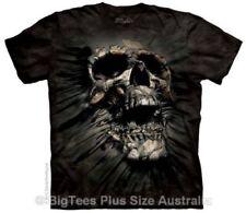 The Mountain Short Sleeve Regular Size T-Shirts for Men