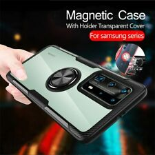 Magnetic Ring Case for Samsung A51 A71 S20 S10 Plus Note 10 Lite Holder Cover