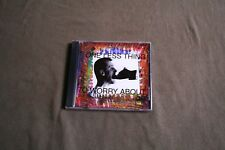 VIGGO MORTENSEN One Less Thing To Worry About Cd Org97 Buckethead