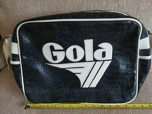 Gola Classic Retro black/white Messenger Bag