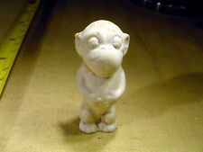 vintage bisque funny ape as dollhouse doll age 1890 excavated Limbach Art 14078
