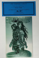 Witchblade #18 American Entertainment Variant SIGNED by Michael Turner