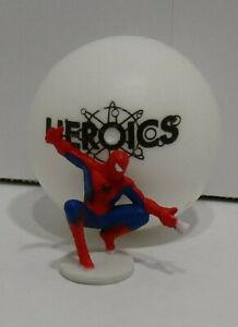 "Spider-Man 1"" Figure Marvel Comics 2011 Heroics Mystery Ball Avengers Mini Toy"