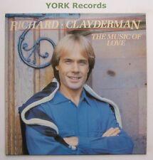 RICHARD CLAYDERMAN - The Music Of Love - Excellent Con LP Record Decca SKL 5340