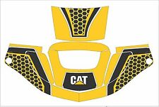 3m Speedglas 9000 9002 X Xf Auto Sw Jig Welding Helmet Wrap Decal Sticker Cat