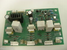 TOSHIBA 44350 A REV C F CIRCUIT BOARD FROM UPS UNINTERRUPTIBLE POWER SYSTEM