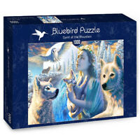 Spirit Of The Mountain - 1000 piece jigsaw puzzle