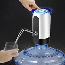 Elektrische USB Trinkwasserpumpe Pumpspender Wasserspender Flasche Knopfschalter