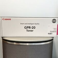 Canon GPR-20 Magenta Toner Cartridge Sealed C5180/C5185 Series