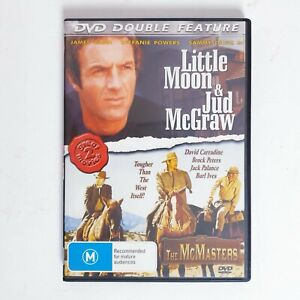 Little moon & jud mcgraw - the mcmasters Double Movie Pack DVD Region 4 AUS