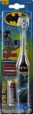 Batman Turbo Power Battery Powered Toothbrush