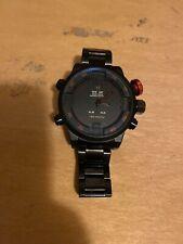 WEIDE 30M Waterproof Men's Sports Analog Bracelet LCD Digital Quartz Wrist Watch