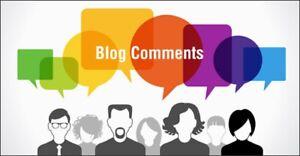 20,000 Blog Comment dofollow Backlinks For Fast Ranking SEO