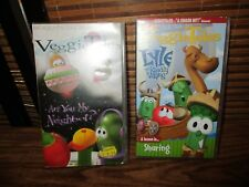 Veggie Tales Are You my Neighbour Lyle Kindly King  VHS Video Tape (NEW SEALED)