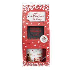 Boofle Brilliant Husband Mug & Socks Gift Set In A Gift Box Valentine's Day Gift