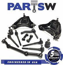 12Pc New Suspension Steering Kit for Blazer S10 Jimmy Sonoma Hombre Control Arms