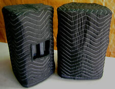 AMERICAN AUDIO CPX 8A Custom Padded Speaker Covers (2)  Quantity of 1 = 1 Pair!
