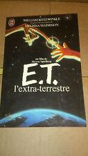 William Kotzwinkle - E.T l'extra-terrestre - J'ai lu