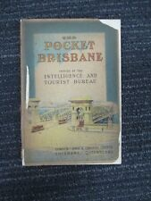 THE POCKET BRISBANE Illustrated Tourists' Guide 1929 QLD History H37