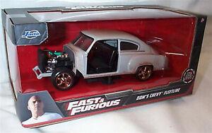 FAST & FURIOUS Dom's Chevy Fleetline 1/24 SCALE DIECAST Jada 98294 RB
