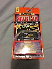 New, in Package, Matchbox Star Car Collection Mission: Impossible Van