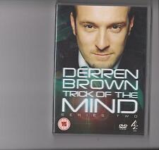DERREN BROWN TRICK OF THE MIND COMPLETE SERIES 2 DVD