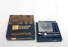 Olympus Focusing Screen 1-1 X OM1/2/3/4