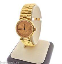 Corum $5.00 18k Yellow Gold Coin Watch. 72gm