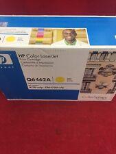 HP Color LaserJet Print Cartridge Yellow Q6462A HP LaserJet 4730 mfp CM4730 mfp