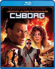 Cyborg (Scream Factory Blu-ray, 2018) Collectors Edition Jean-Claude Van Damme