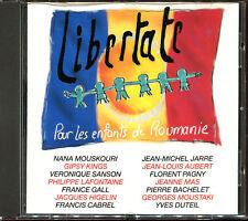 LIBERTATE POUR LES ENFANTS DE ROUMANIE - CD COMPILATION [2876]