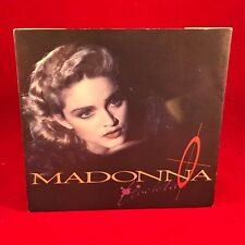 "MADONNA Live To Tell 1986 UK 7"" vinyl single EXCELLENT CONDITION 45 original D"