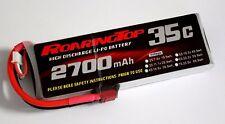 RoaringTop LiPo Battery Pack 35C 2700mAh 4S 14.8V with Deans Plug