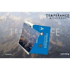 "The Temperance Movement ""The Temperance Movement"" Ltd Edition Blue Cassette Tape"