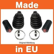Doppelpack Achsmanschette Antriebswelle Universal Manschette inkl. Zubehör