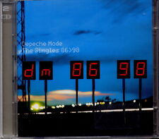 Depeche MODE-the singles 86-98 (double CD)