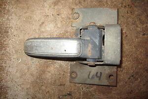 GM  inside door handle fits? Pontiac grand am