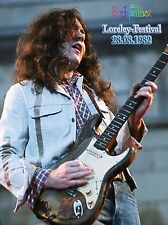 Rory Gallagher-Loreley Open Air Festival 1982 Poster Print