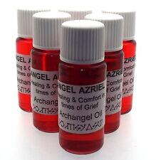 Angel Azriel Herbal Infused Botanical Incense Oil Comfort for Grief