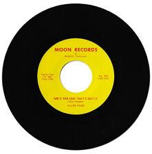 Allen Page She's The One That's Got it / Sugar Tree R&B Rockabilly Reissue